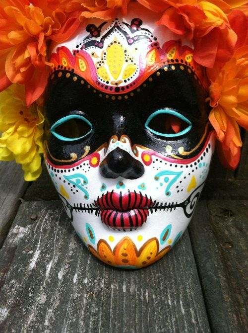mascaras de catrinas decoradas 9 » Máscaras de Catrinas: Ideas y Ofertas 4