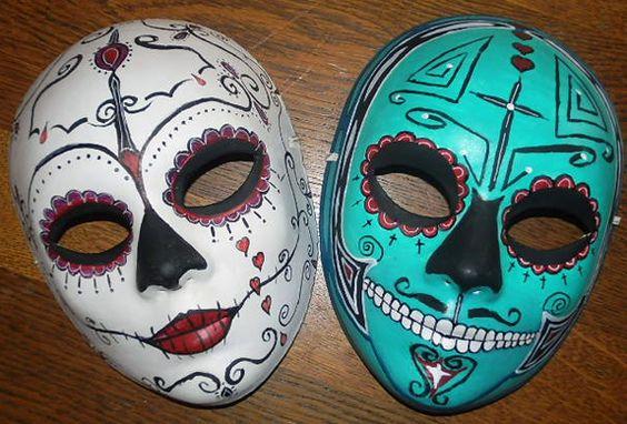 mascaras de catrinas papel 1 » Máscaras de Catrinas: Ideas y Ofertas 17