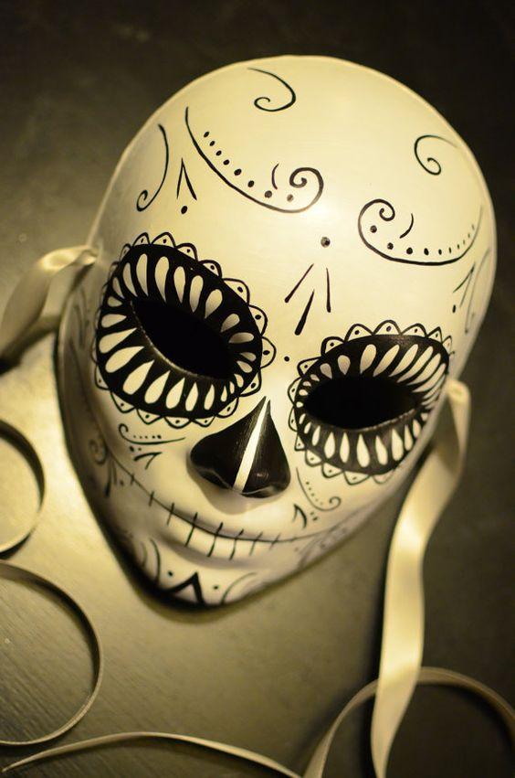 mascaras de catrinas papel 10 » Máscaras de Catrinas: Ideas y Ofertas 18
