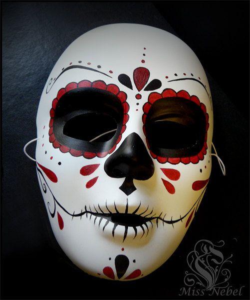 mascaras de catrinas papel 5 » Máscaras de Catrinas: Ideas y Ofertas 13