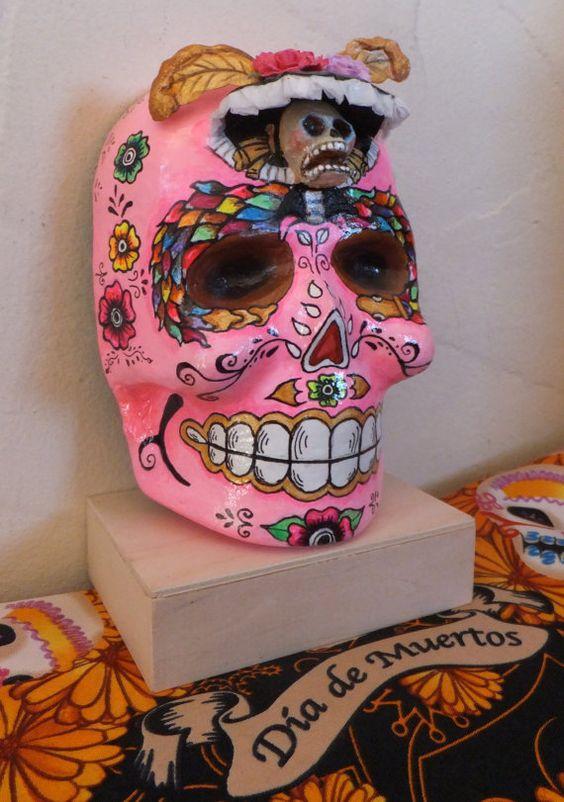 mascaras de catrinas papel 7 » Máscaras de Catrinas: Ideas y Ofertas 21