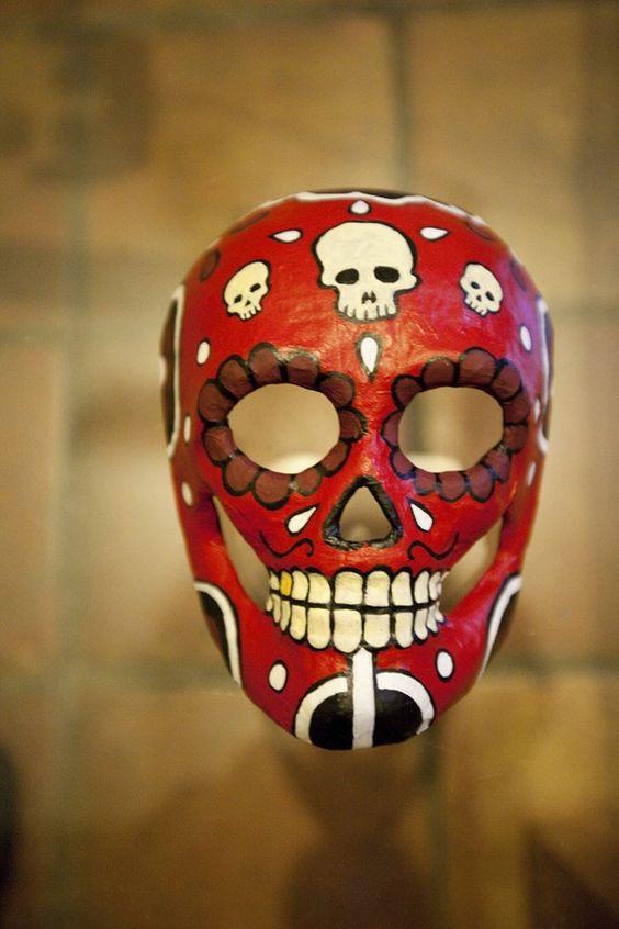 mascaras de catrinas papel 9 » Máscaras de Catrinas: Ideas y Ofertas 19