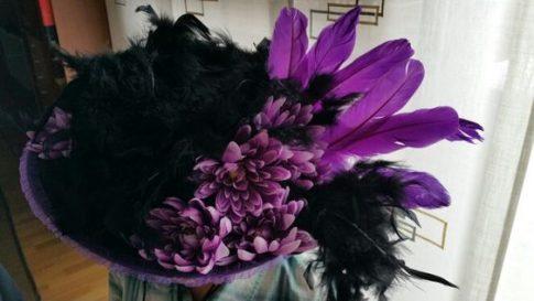 Sombreros de Catrina  a518cff7f3b