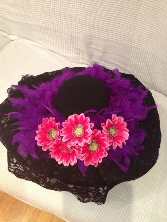 sombreros catrinas imagenes elegantes catrinas10 15 » Sombreros de Catrina | Cómo hacer | Videos y Fotos 17
