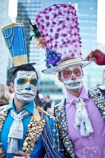 sombreros catrinas imagenes elegantes catrinas10 17 » Sombreros de Catrina | Cómo hacer | Videos y Fotos 19
