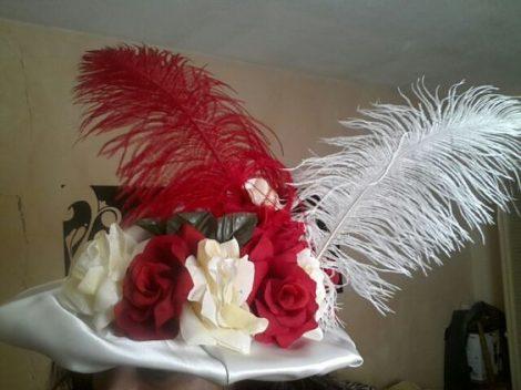 sombreros catrinas imagenes elegantes catrinas10 19 • 2020 » Sombreros de Catrina   Cómo hacer   Videos y Fotos 20