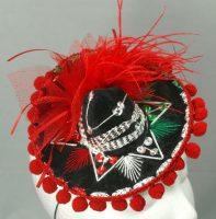 sombreros catrinas imagenes elegantes catrinas10 20 • 2020 » Sombreros de Catrina   Cómo hacer   Videos y Fotos 21
