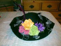 sombreros catrinas imagenes elegantes catrinas10 21 • 2020 » Sombreros de Catrina   Cómo hacer   Videos y Fotos 22
