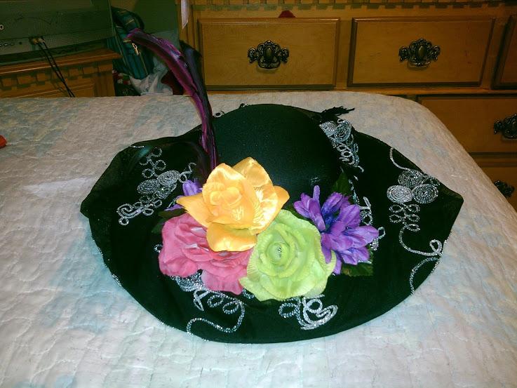 sombreros catrinas imagenes elegantes catrinas10 21 » Sombreros de Catrina | Cómo hacer | Videos y Fotos 23