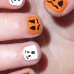 uñas decoradas halloween faciles catrinas 16 » Uñas decoradas de Halloween, Catrinas y Calaveras Mexicanas 61