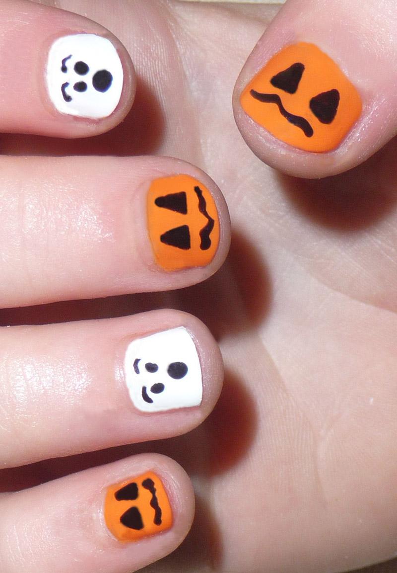 uñas-decoradas-halloween-faciles-catrinas (16) - Catrinas10