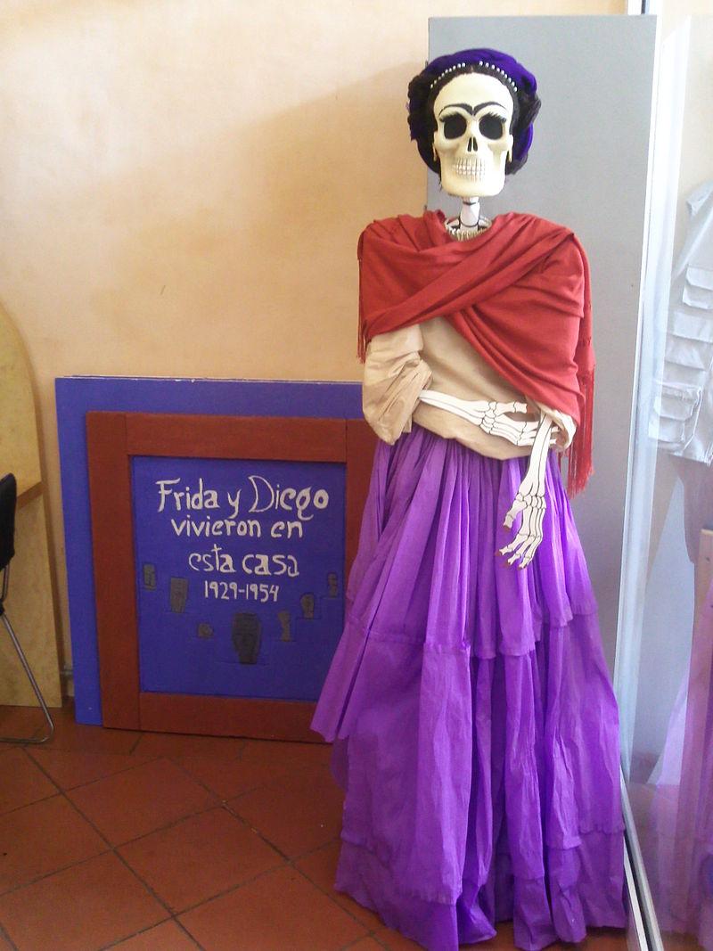 frida-kahlo-catrina
