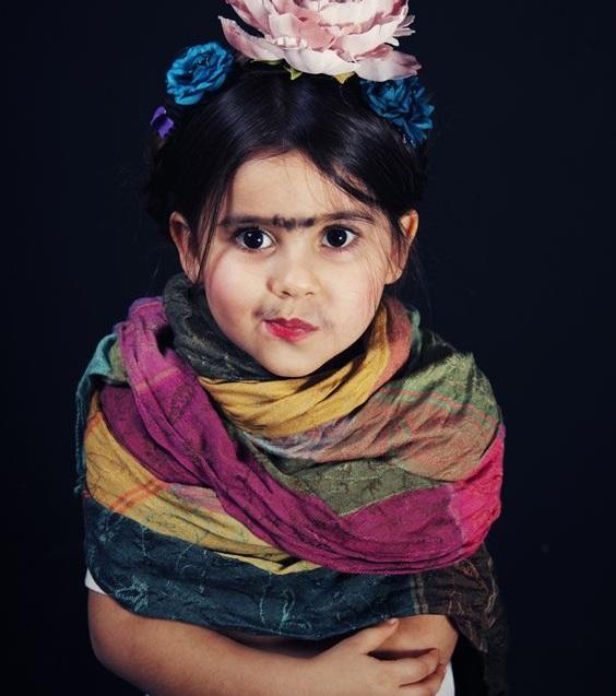 ¿Cómo hacer un disfraz de Catrin o Catrina para niños?