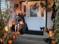 decoracion de las puertas de casa en halloween 16 1 » Ideas geniales para la decoración de las puertas de casa en Halloween 18