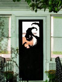 decoracion de las puertas de casa en halloween 27 » Ideas geniales para la decoración de las puertas de casa en Halloween 13