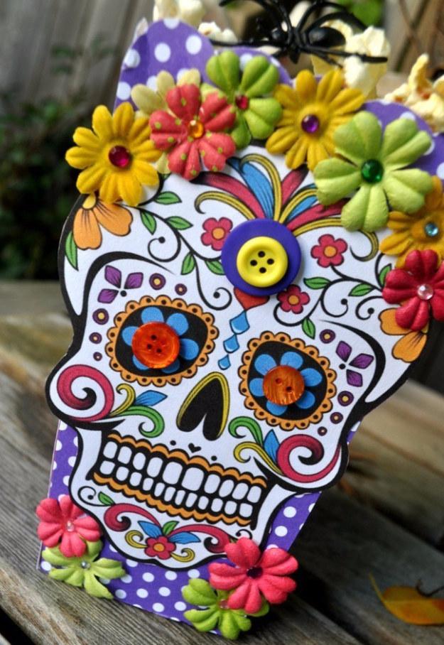 Ideas geniales para la decoraci n de las puertas de casa for Decoracion de puertas de dia de muertos