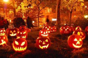 decoracion de las puertas de casa en halloween portada • 2020 » Ideas geniales para la decoración de las puertas de casa en Halloween 11