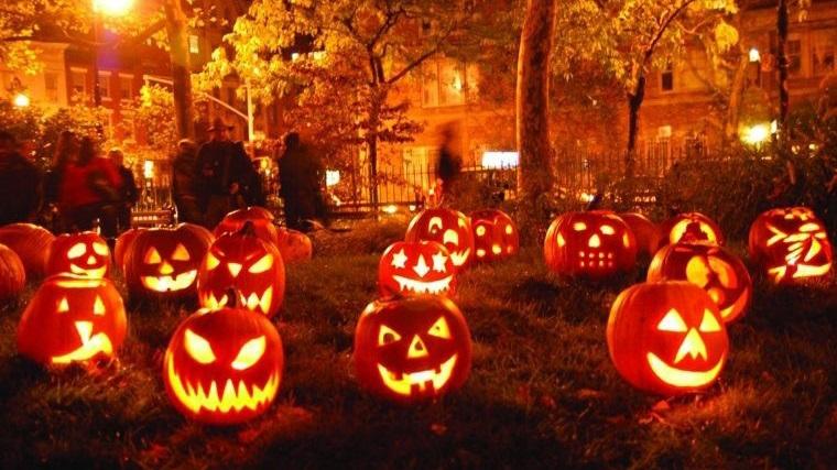 decoracion de las puertas de casa en halloween portada » Ideas geniales para la decoración de las puertas de casa en Halloween 6