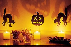 decoracion fiesta halloween 0 • 2020 » Ideas originales para la fiesta de Halloween 7