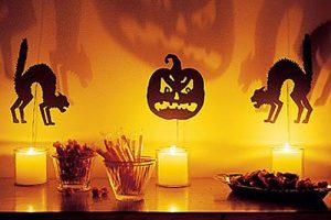 decoracion fiesta halloween 0 » Ideas originales para la fiesta de Halloween 8