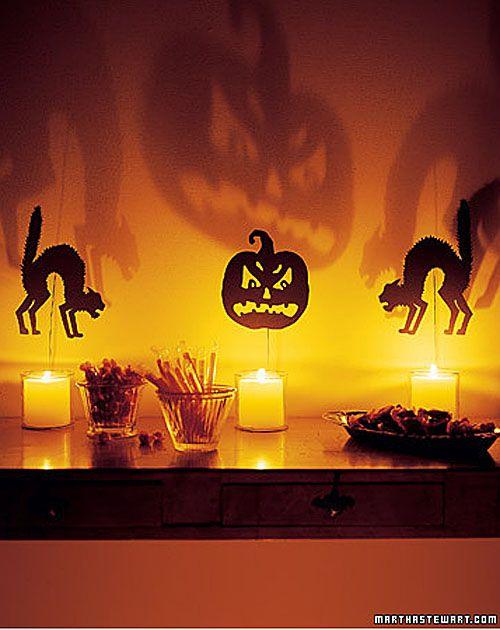 decoracion fiesta halloween 0 » Ideas originales para la fiesta de Halloween 1