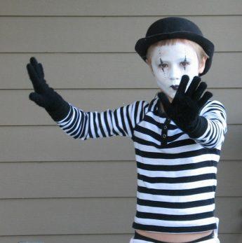 disfraces caseros para halloween de mimo 7 • 2020 » 54 Ideas de Disfraces Caseros para Halloween 6