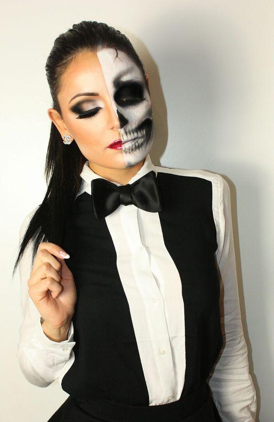disfraces caseros de halloween para mujer originales disfraz para halloween