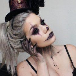 Disfraces sencillos para halloween mujer caseros