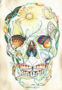 diseno tatuajes calaveras 1 » diseno-tatuajes-calaveras-1 3