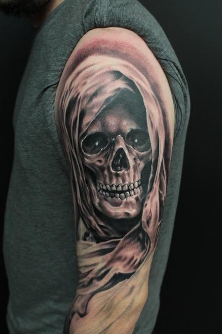 tatuajes calaveras 2 » 30 Tatuajes de Calaveras para inspirarte 26