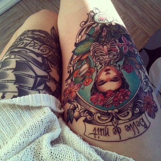 tatuajes frida kahlo 18 • 2020 » Ideas Originales para Tatuajes de Frida Kahlo 25