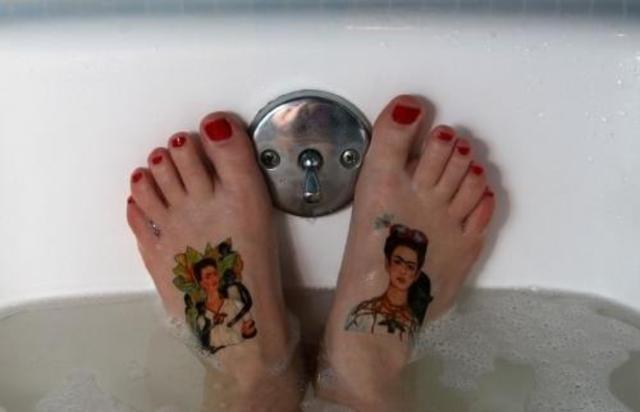 tatuajes frida kahlo 8 • 2020 » Ideas Originales para Tatuajes de Frida Kahlo 13