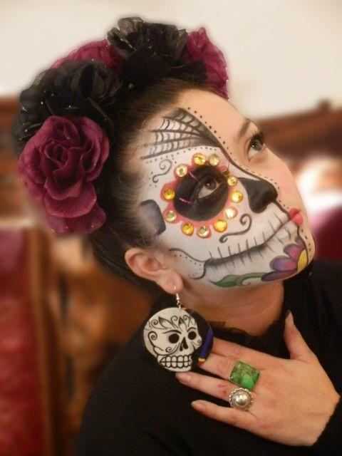disfraz frida kahlo mujer 5 • 2020 » Ideas para Disfraz de Catrina [2020] · Día de los Muertos 1