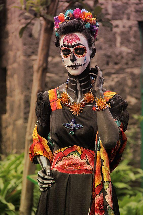 Geniales Ideas Para Un Disfraz De Frida Kahlo 2020