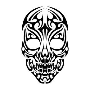 tatuajes calaveras mexicanas diseños 5 • 2020 » 33 Tatuajes de Calaveras Mexicanas (+Significados) 35