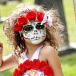 portada disfraz nina catrinas » Disfraces de Catrinas para niñas o Catrin para niños ¿Cómo hacerlo? 50