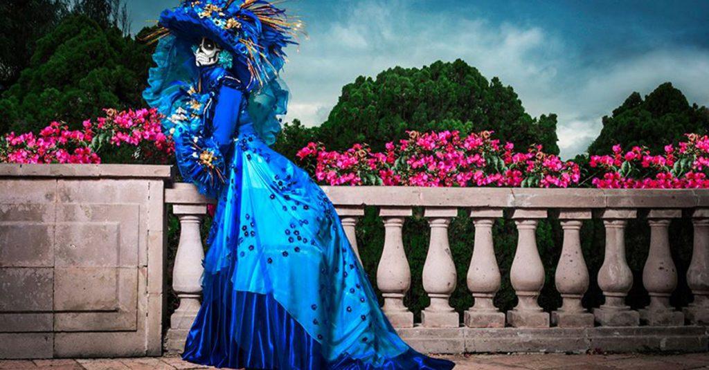 portada vestidos catrinas » Vestidos de Catrinas: 50 Ideas Originales 10
