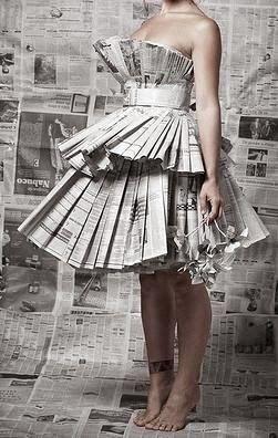 vestidos de catrinas de papel 1 » Vestidos de Catrinas: 50 Ideas Originales 31