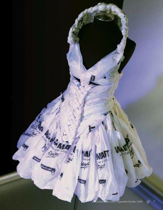 vestidos de catrinas de papel 5 » Vestidos de Catrinas: 50 Ideas Originales 27