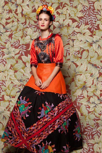 vestidos de catrinas elegantes 3 » Vestidos de Catrinas: 50 Ideas Originales 4