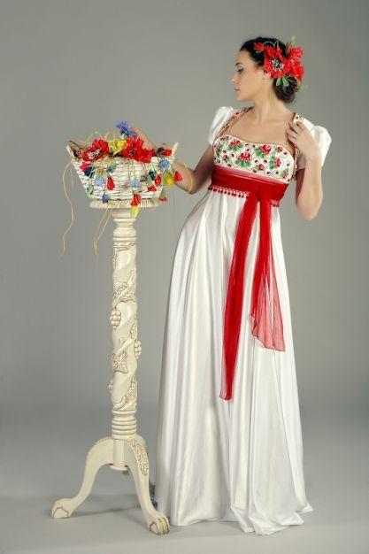 Vestidos para fiesta mexicana mujer