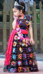 vestidos de catrinas niñas 2 • 2020 » 50 Ideas muy Originales para Vestidos de Catrinas 33