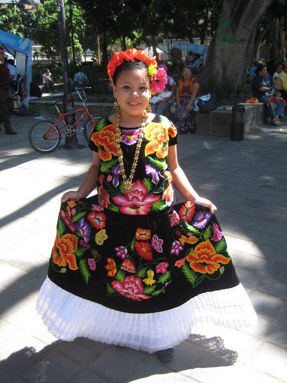 vestidos de catrinas niñas 3 » Vestidos de Catrinas: 50 Ideas Originales 35