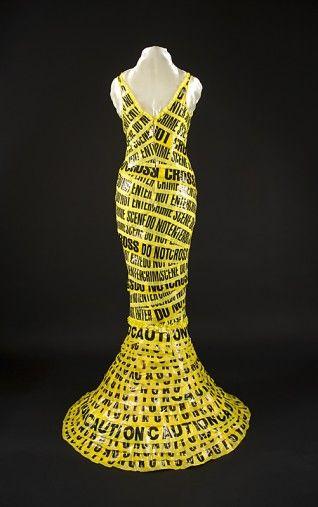 vestidos de catrinas reciclados 2 » Vestidos de Catrinas: 50 Ideas Originales 21