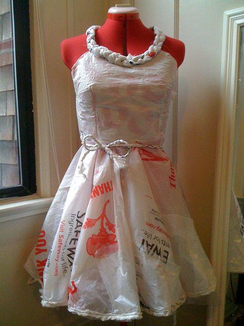 vestidos de catrinas reciclados 4 » Vestidos de Catrinas: 50 Ideas Originales 18