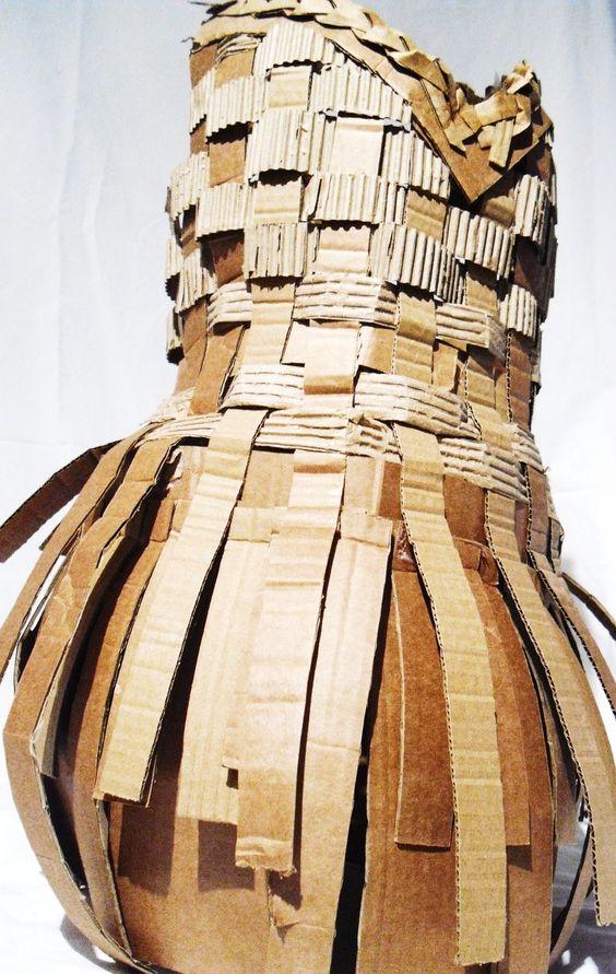 vestidos de catrinas reciclados 5 » Vestidos de Catrinas: 50 Ideas Originales 19