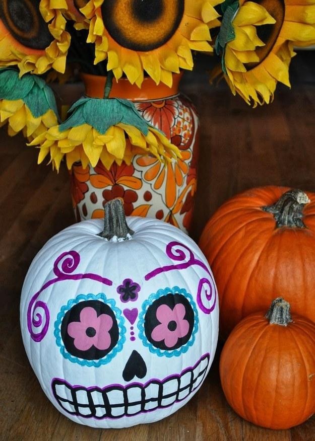decoracion de las puertas de casa en halloween 33 » Día de los Muertos: Historia, Significado y Celebración 14