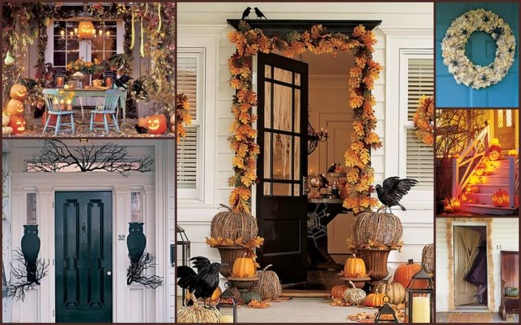 decoracion de las puertas de casa en halloween 8 » Día de los Muertos: Historia, Significado y Celebración 12