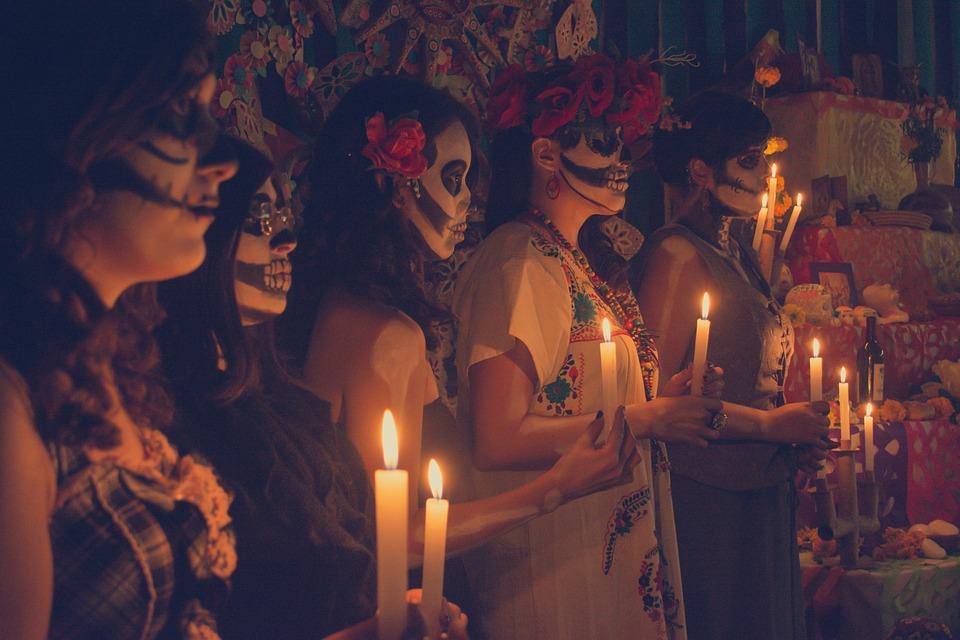 dia de los muertos portada historia » ▷ Calaveras Literarias de la Catrinao Calacas 2