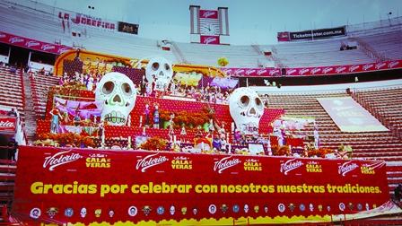 record guinness catrinas 2 1 • 2020 » Día de los Muertos: Ofrendas, Decoraciones de altares y más 2